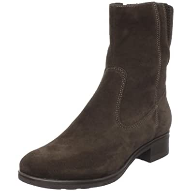 La Canadienne Women's Claudette Ankle Boot,Brown,5.5 M US