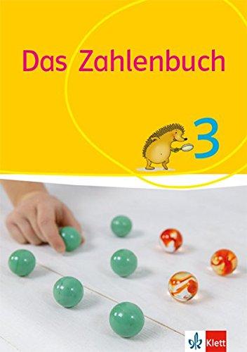 Das Zahlenbuch 3: Schülerbuch Klasse 3 (Das Zahlenbuch. Ausgabe ab 2017) Taschenbuch – 1. Januar 2018 Erich Ch. Wittmann Gerhard N. Müller Marcus Nührenbörger Ralph Schwarzkopf