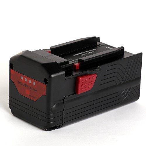 For Hilti 36v 4.0Ah 4000Ah electrical tools lithium battery B36 B36V TE6A TE 6A TE7A Li-ion by Generic