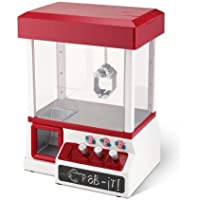 Carnival Style Arcade Claw Candy Grabber Prize Machine