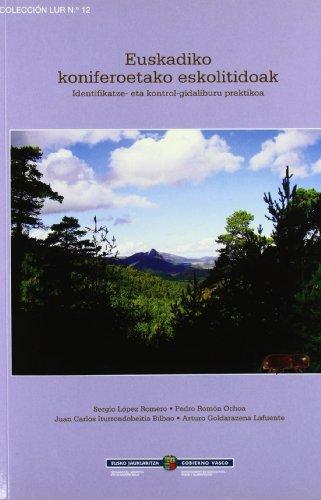 Descargar Libro Euskadiko Koniferoetako Eskolitidoak Sergio Lopez Romero