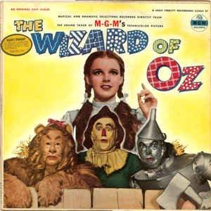 The Wizard Of Oz - The Original Cast ()