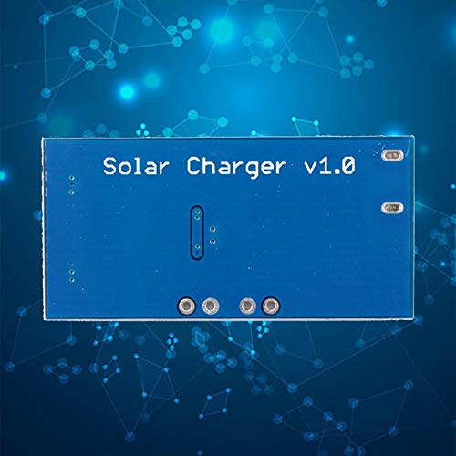 ouying1418 New Mini Solar Lipo Charger Board CN3065 Lithium Battery Charger Board Module