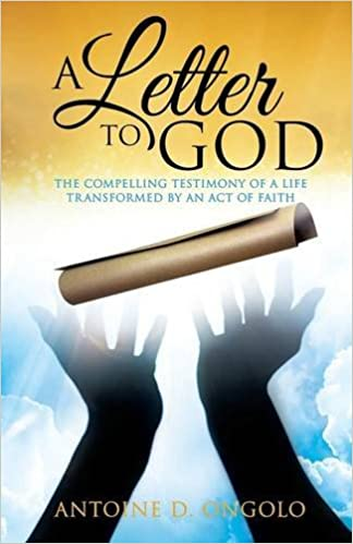 Amazon A Letter to God Antoine D golo Books