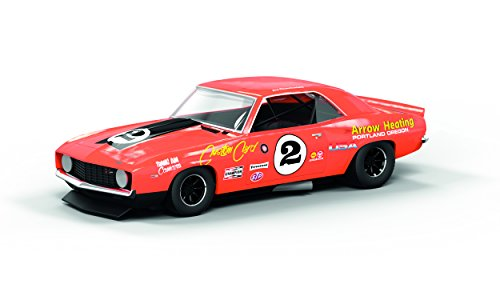 Scalextric 1967 Trans-AM Slot Chevrolet Camaro Car (1:32 (Slot Car Runner)