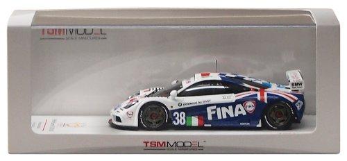 1/43 マクラーレン F1 GTR 1996 ルマン 24h #38 TSM124335