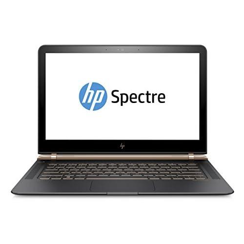 chollos oferta descuentos barato HP Spectre 13 v101ns Ordenador portátil de 13 3 Intel Core i7 7500U 8 GB de RAM SDD de 256 GB Intel HD Graphics 620 Windows 10 Home 64 Plateado ceniza oscuro teclado QWERTY Español