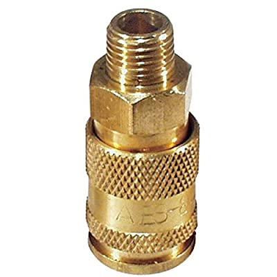 AES Industries 844-M Universal Air Coupler - Male