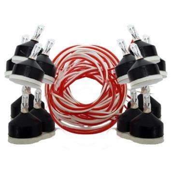 Model Power Bulb, Clear/12v-16v w/12