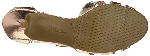 Or 030568 Sandales Plateforme Nude Nude Femme Xti q0CPIq
