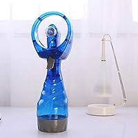 Ventilador de Mano con Spray Pulverizador de Agua 2 en 1 Enfriador Electrico: Amazon.es: Bricolaje y herramientas