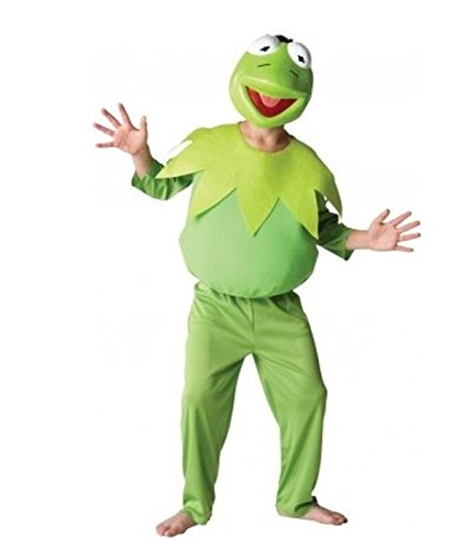 Deluxe Kermit Costume Size Small