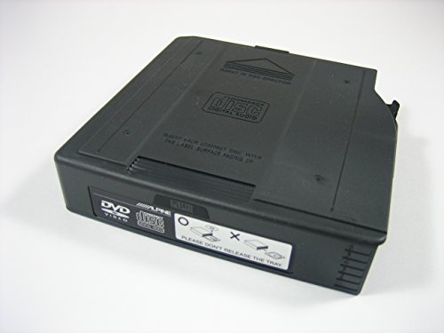 Alpine Dvd Changer (Genuine Land Rover 6-Disc DVD Magazine Cartridge Genuine Land Rover)