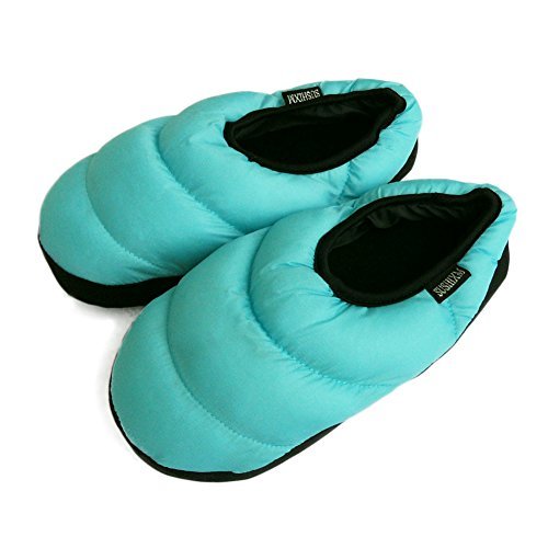 Arke Uomo E Donna Lana Calda Morbide Pantofole Antiscivolo Memory Foam Pantofole Antiscivolo Casa Blu Chiaro