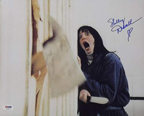 Shelley Duvall Autographed Signed The Shining 11x14 Photo w/The Axe - PSA/DNA Certified
