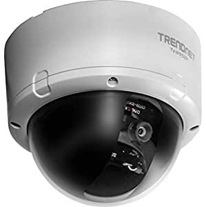 Trendnet rb tv ip252p poe dome internet camera for Camera it web tv