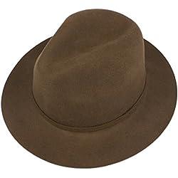 100% Wool Trilby Fedora Hat
