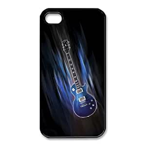 iphone4 4s phone cases Black Guitars fashion cell phone cases HYTE5062760