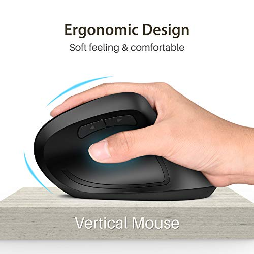 Buy vertical wireless mouse