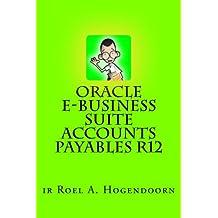 Oracle e-Business Suite Accounts Payables R12