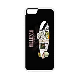 "New Brand Case for iPhone 6 plus 5.5"" w/ Led Zeppelin image at Hmh-xase (style 1)"
