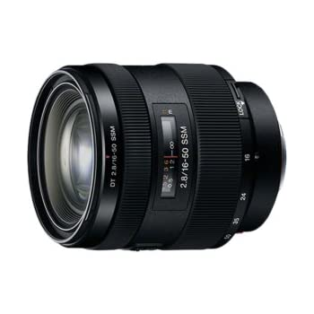 Sony 16-50mm f/2.8 Standard Zoom Lens for Sony A-Mount Cameras