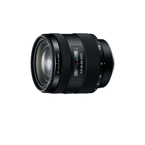 Sony 16-50mm f/2.8 Standard Zoom Lens for Sony A-Mount Camer