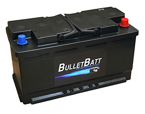 019 BulletBatt Car Battery 12V: