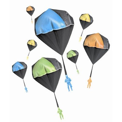 Aeromax 2000 Glow Toy Parachute(Color May Vary)