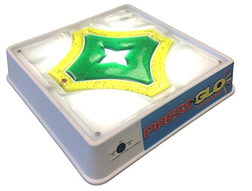 Press N Glo Light Box with Sensory Star by Skil-Care