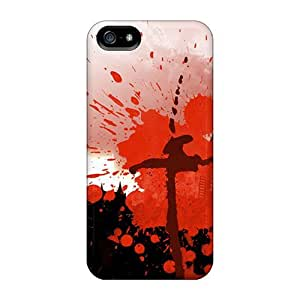 LastMemory Iphone 5/5s Well-designed Hard Case Cover Blood Nk Protector