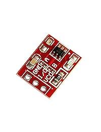10pcs ttp223 botón interruptor Táctil Capacitiva self lock módulo para Arduino