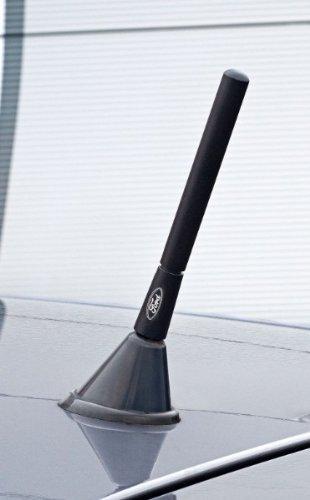Motionperformance Essentials Car Roof Aerial Black