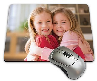 Custom Printed Mouse Pad (Custom Personalized Photo Mouse Pad)