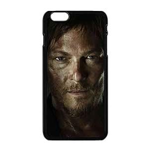 New Modern Customized walking dead Cool Beautiful Iphone 6 Plus case 5.5 inch