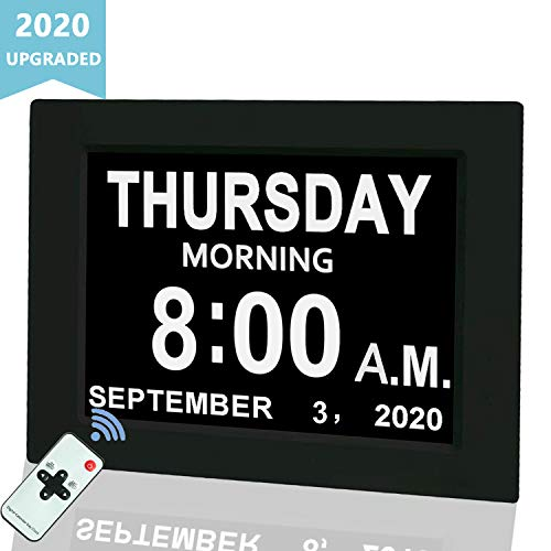 Digital Calendar Alarm Day