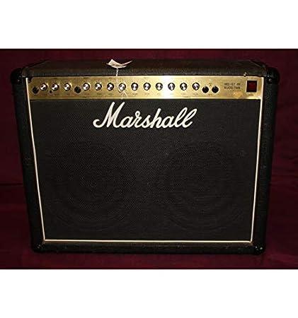 Amplificador guitarra Marshall MOS-FET 100 Reverb Twin ocasión