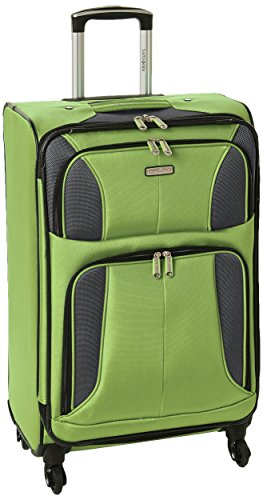 Samsonite Aspire Xlite Expandable Softside Checked Luggage with Spinner Wheels, 25-Inch, Volt