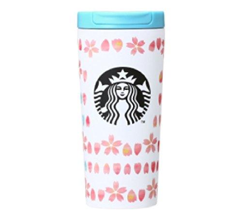 STARBUCKS 스타벅스 SAKURA2018스테인레스 텀블러 배《다루》355ml 벚꽃