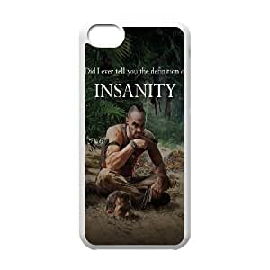 iPhone 5c Cell Phone Case White Far Cry 3 Vass OJ452577