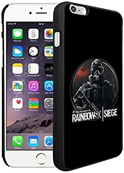 Tom Clancy's Rainbow Six Siege Iphone 6 Plus Coque Case Game Logo ...