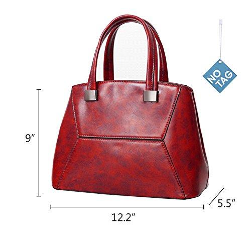 Red pour à l'épaule femme NOTAG porter à Sac qC0BzA