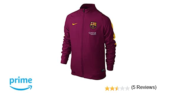 Amazon.com : Nike FC Barcelona Pre-Match Training Mens Jersey [DYNAMIC BERRY] : Sports Related Merchandise : Sports & Outdoors