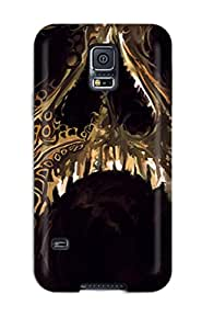 Hot Case Cover Protector For Galaxy S5- Skull 3491550K88157570