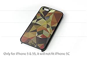 Abstract glass pattern iPhone 5 5S case / iPhone 5 Case - 4G AArt 006 -AT&T, Verizon & Worldwide Providers...
