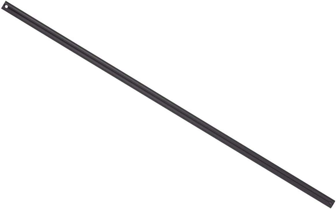 Charcoal 12-inch Lucci Air 210541120 1//2 Inch Diameter Downrod