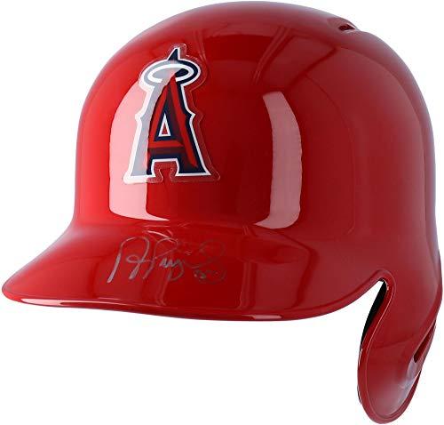 Albert Pujols Los Angeles Angels Autographed Replica Batting Helmet - Fanatics Authentic Certified - Autographed MLB Helmets