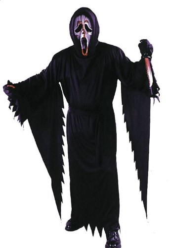 with Scream Costumes design