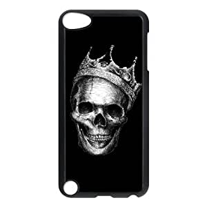 DIY Skull Phone Case Fit To iPod Touch 5 , Good Choice For Your Phone