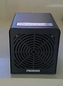 PROZONE Generador de Ozono Commercial por Casa y Coche 1Gm Digital ...